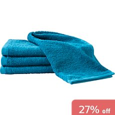 Erwin Müller  4-pack guest towels