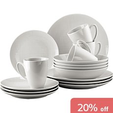 Rosenthal  16-pc combi-tableware set
