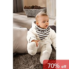 Erwin Müller  children's fleece jumpsuit