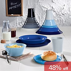Gepolana  tableware set, 5-parts