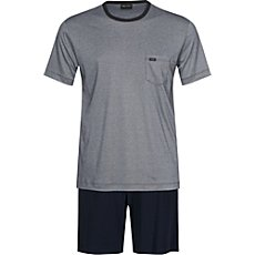 Mey interlock jersey short pyjamas