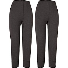 2-pack underwear trousers 3/4 length