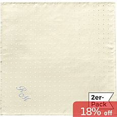 Curt Bauer easy to iron  2-pack napkins