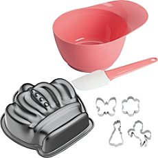 Kaiser Backen  7-pc baking set