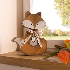 decoration figure, fox