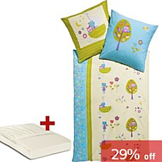 Kinderbutt 3-pc children duvet cover set
