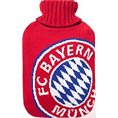 FC Bayern  hot water bottle