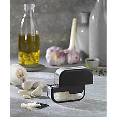 Microplane  garlic press