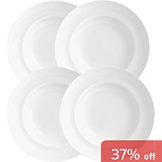 Wächtersbach  4-pack soup dishes