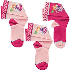 3-pack knee-high socks