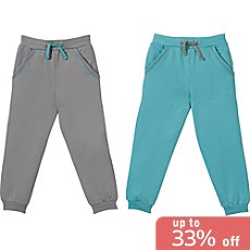 Kinderbutt  2-pack jogging pants
