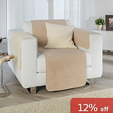Erwin Müller  3-piece armchair protection cover set