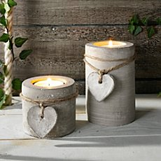 2-pack candle holders