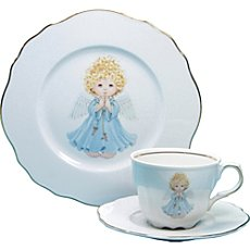 3-pc tableware set