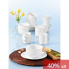 Seltmann Weiden  18-pc breakfast set