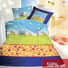 Kaeppel Linon kids duvet cover set