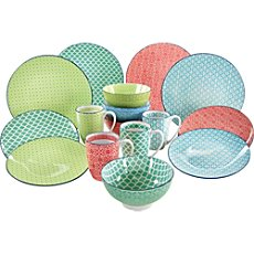 16-pc combi-tableware set
