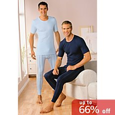 Pack of 2 RM-Kollektion long johns