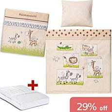 3-pc children duvet cover set