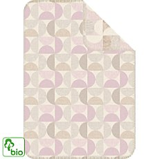 Ibena  organic cotton baby blanket