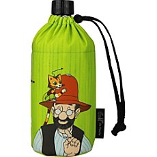 Emil  drink bottle Pettersson & Findus