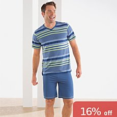 Pastunette Men  short pyjamas