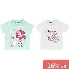 Boley  2-pack baby T-shirts