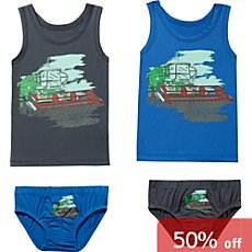 Erwin Müller  4-piece kids underwear set