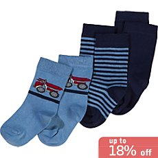 Kinderbutt  3-pack socks
