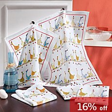 5-pack tea towels