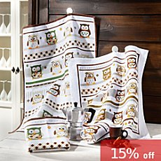 4-pack tea towels