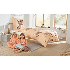 Kinderbutt cotton flannelette duvet cover set