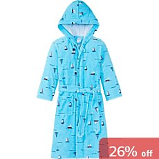 Schiesser  children´s bathrobe