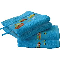 Dyckhoff  2-pack kids wash mitts