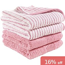 Erwin Müller  4-pack hand towels
