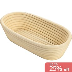 Westmark  fermentation basket, oval