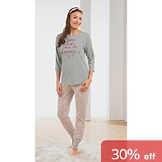ESPRIT single jersey pyjamas