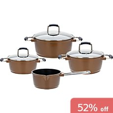 GSW  pot set, 7-parts