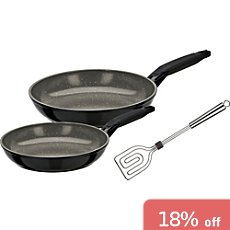 GSW  frying pan set. 3 parts