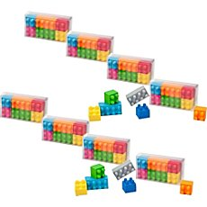 8-pack erasers