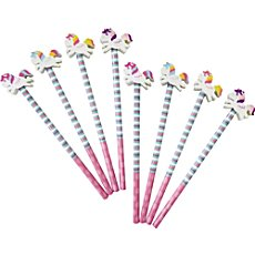 8-pack pencils unicorn