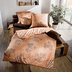 Estella interlock jersey duvet cover set Indira