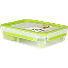 Emsa  food container with grid