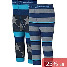 Sterntaler  2-pack kids leggings