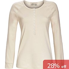 Bloomy single jersey women's long sleeve top