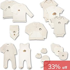 Baby Butt  17-pc newborn essentials