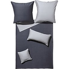 Erwin Müller premium Egyptian cotton sateen reversible duvet cover set