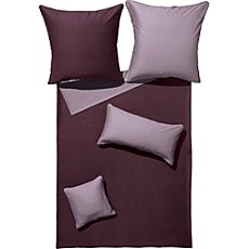 Erwin Müller Egyptian cotton Swiss sateen reversible duvet cover set