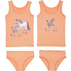 Kinderbutt  4-pc underwear set