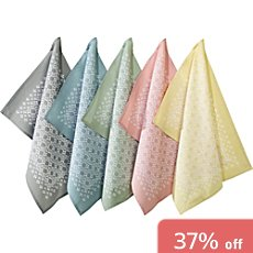 REDBEST  5-pack tea towels